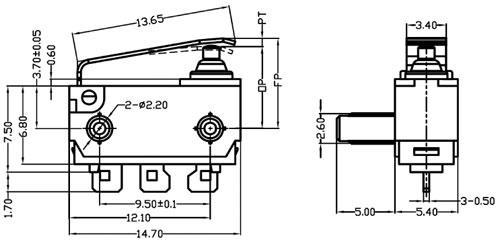电路 电路图 电子 工程图 平面图 原理图 500_250